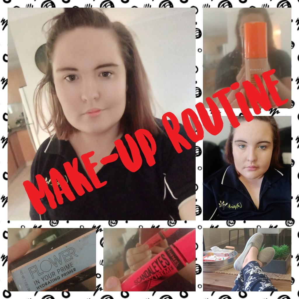 Not just a regular mum make-up routine