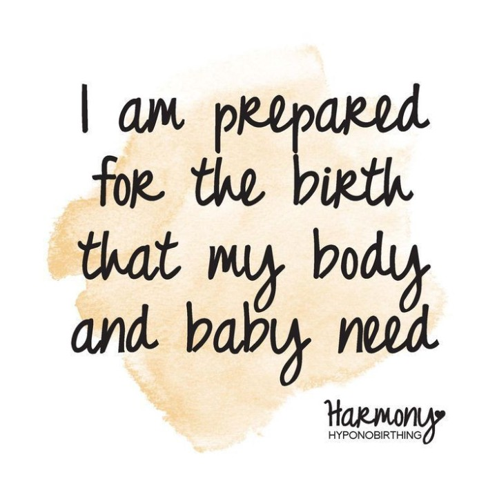 Birth plan for second baby and everything inbetween