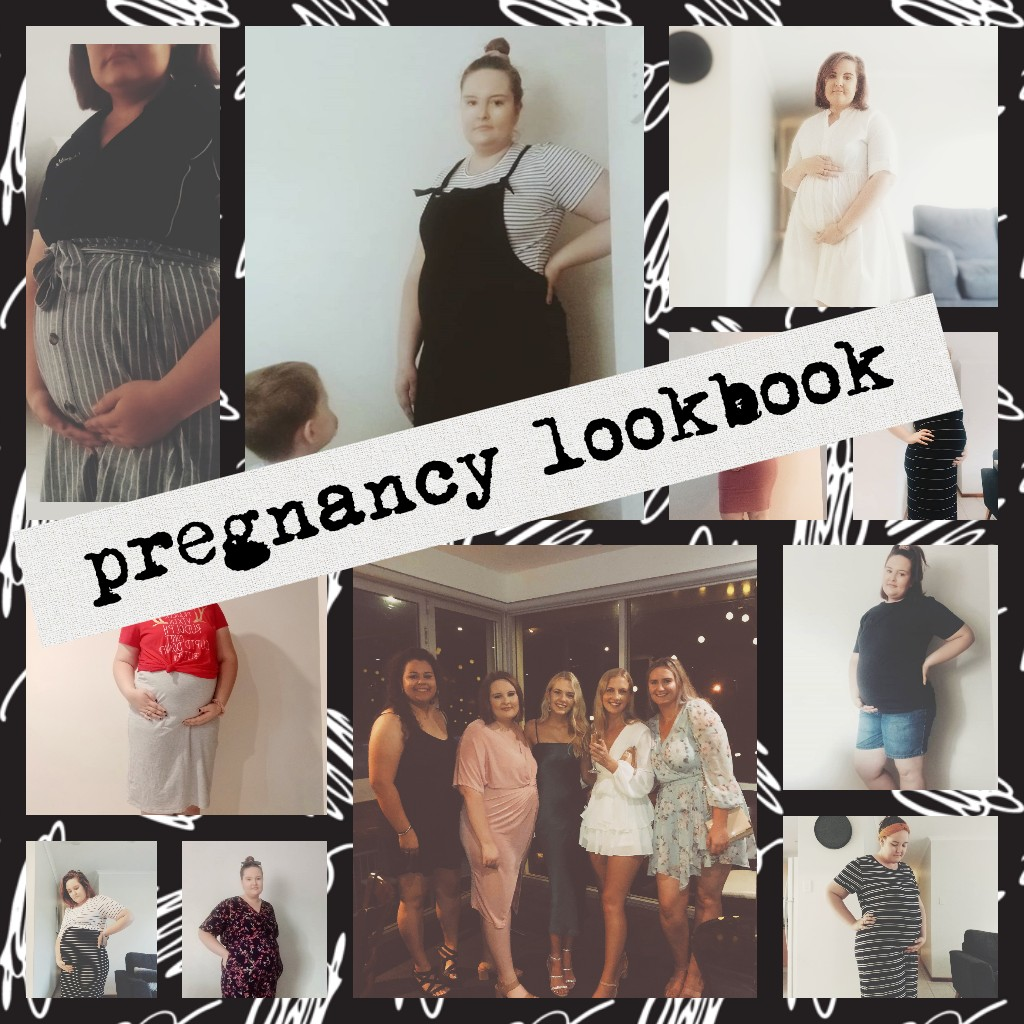Maternity look book.
