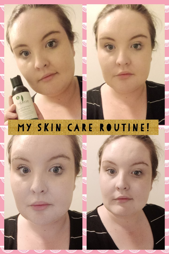 Mummy skin care routine
