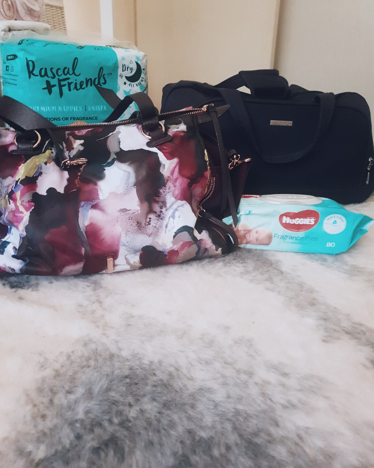 What's in my hospital bag for baby numbertwo!