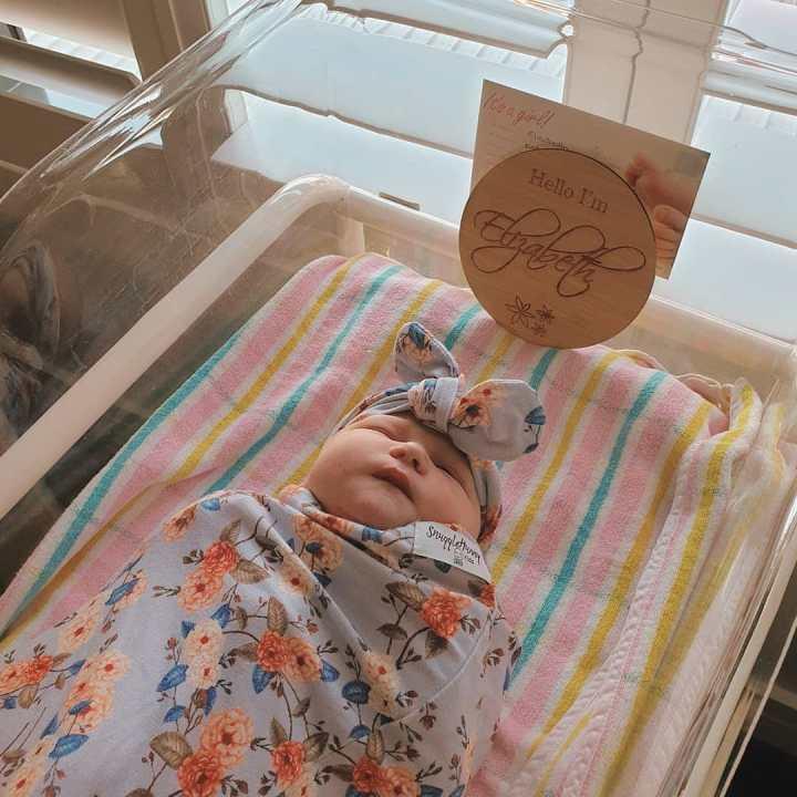 Elizabeth Ann Caesar ~ birthstory